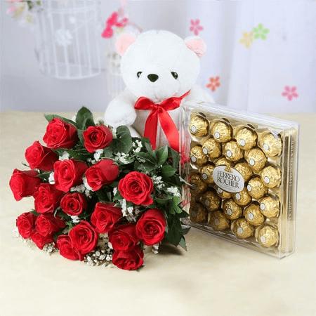 Quà tặng gấu bông