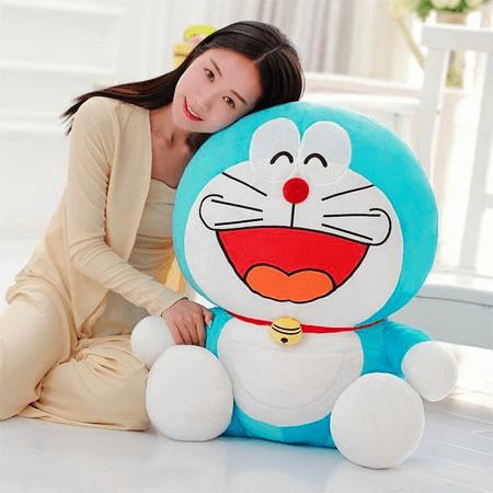Gấu bông Doraemon