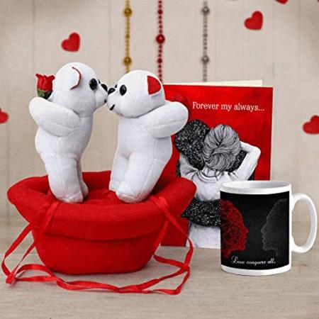 Tặng quà bạn gái valentine