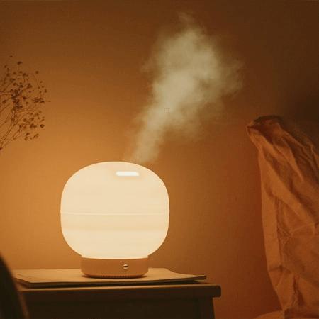 Máy khuếch tán tinh dầu giúp thư giãn mỗi đêm