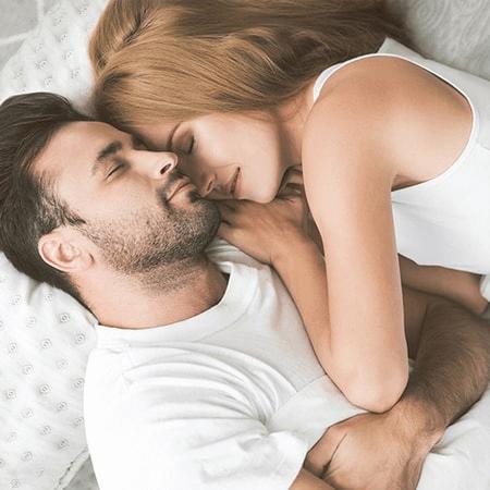 Cặp gối ngủ bằng cao su mang lại giấc ngủ ngon và sâu hơn
