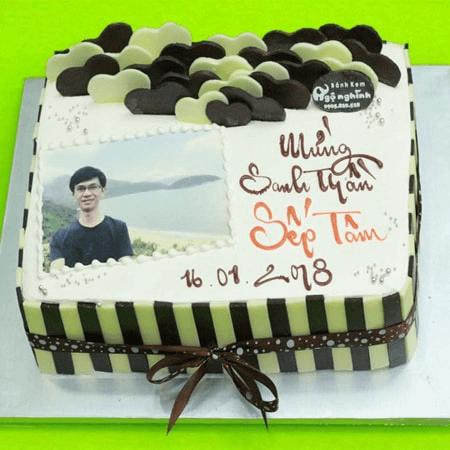 Bánh sinh nhật Sếp