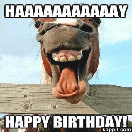 Hình ảnh Caption chúc mừng sinh nhật vui nhộn
