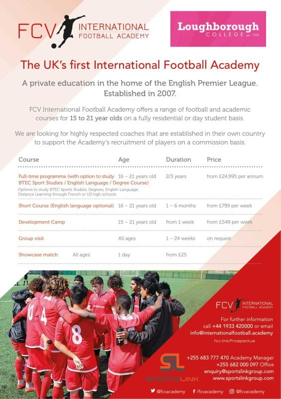 FCV International Academy