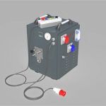 W500 BUTT WELDING MACHINE CONTROL UNIT
