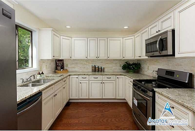 kitchen remodeling Concord
