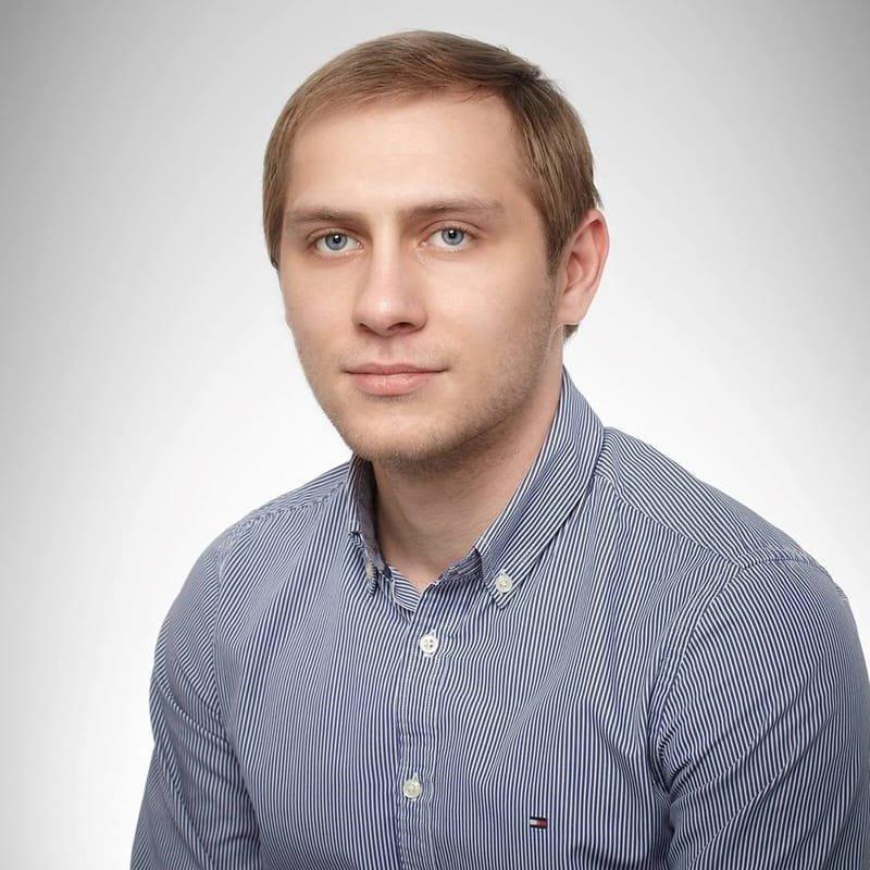 mgr inż. Kostiantyn Protchenko