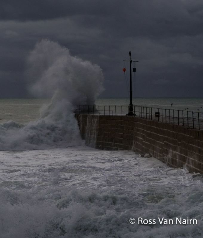 Pounding of Porthleven