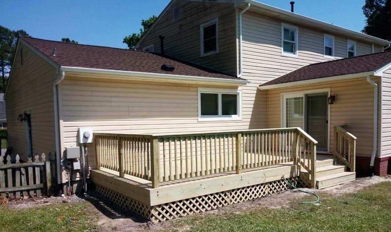 Deck Installation Services, Deck Builder, Deck Contractor