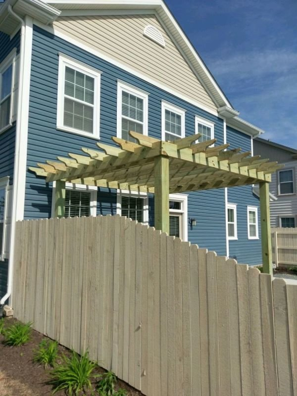 Handcrafted Pergola Build & Install Services