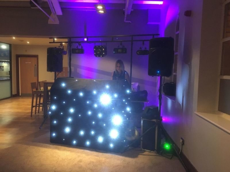 Our Standard Mobile Disco Package