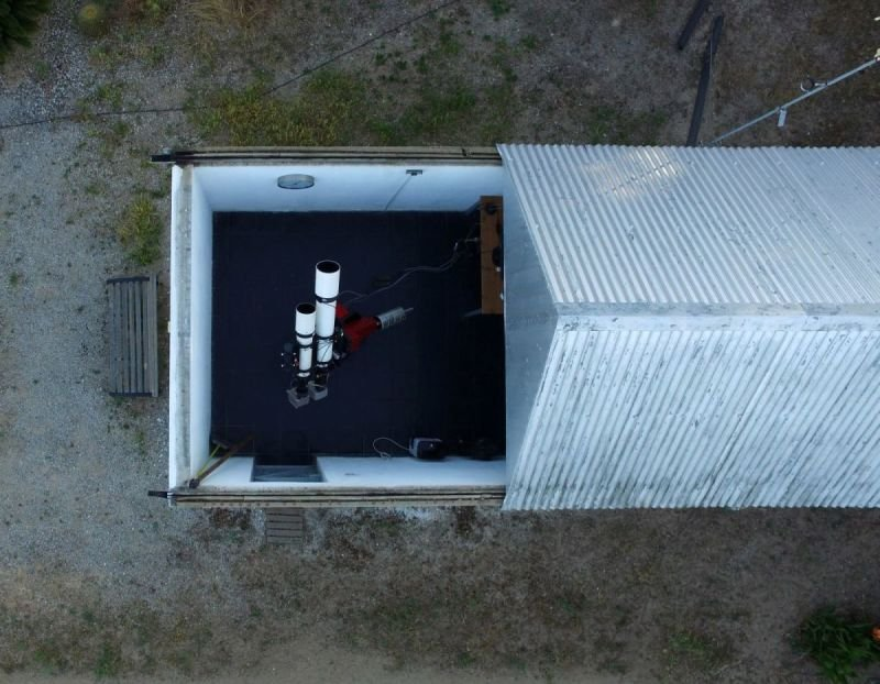 Roll-off-roof Observatory