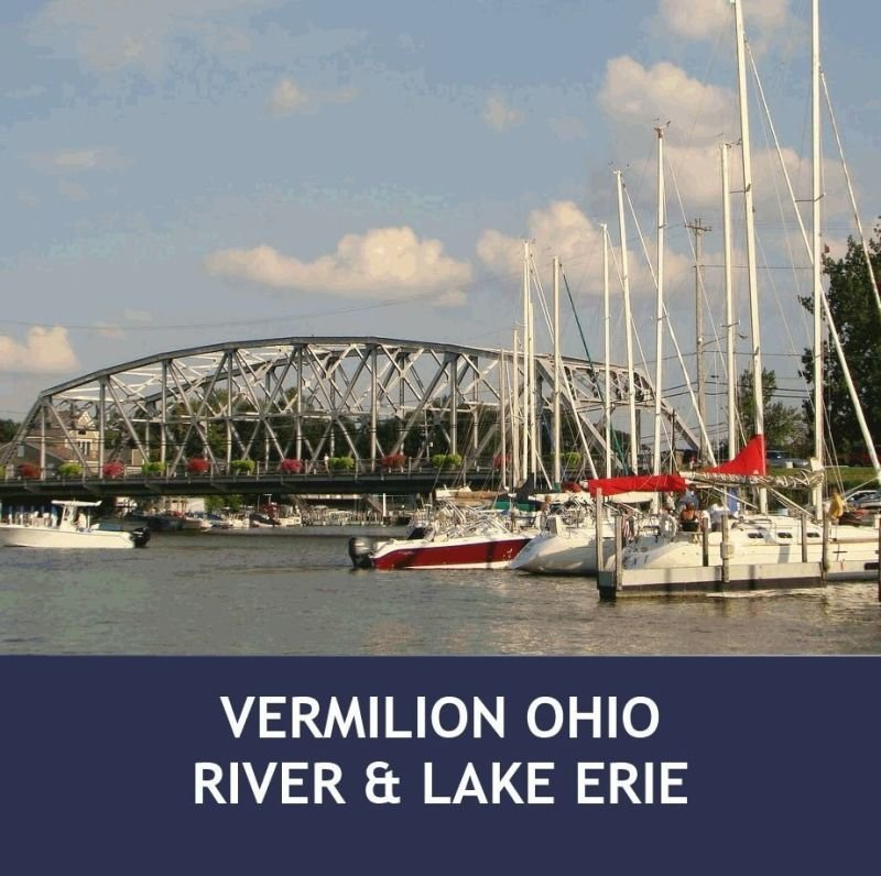 Vermilion River & Lake Erie