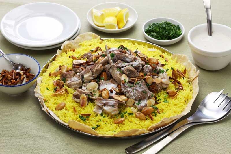 B B Tour Palestinian Cuisine