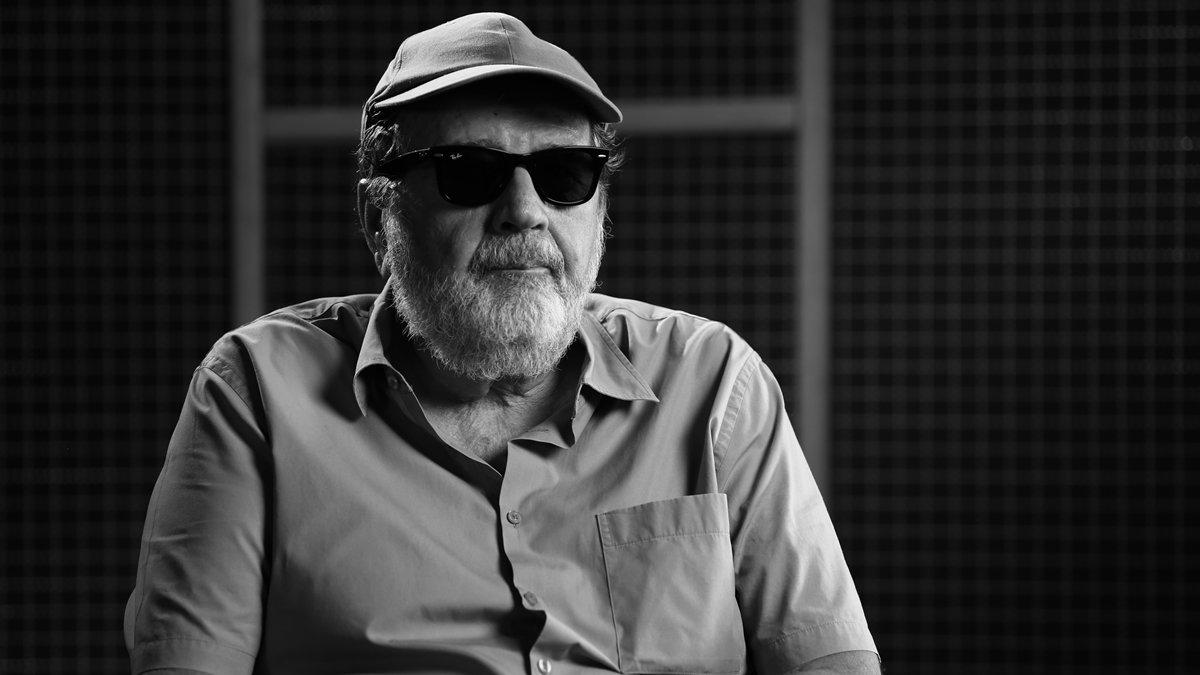Cacá Diegues, presidente do júri de longas-metragens do Festival
