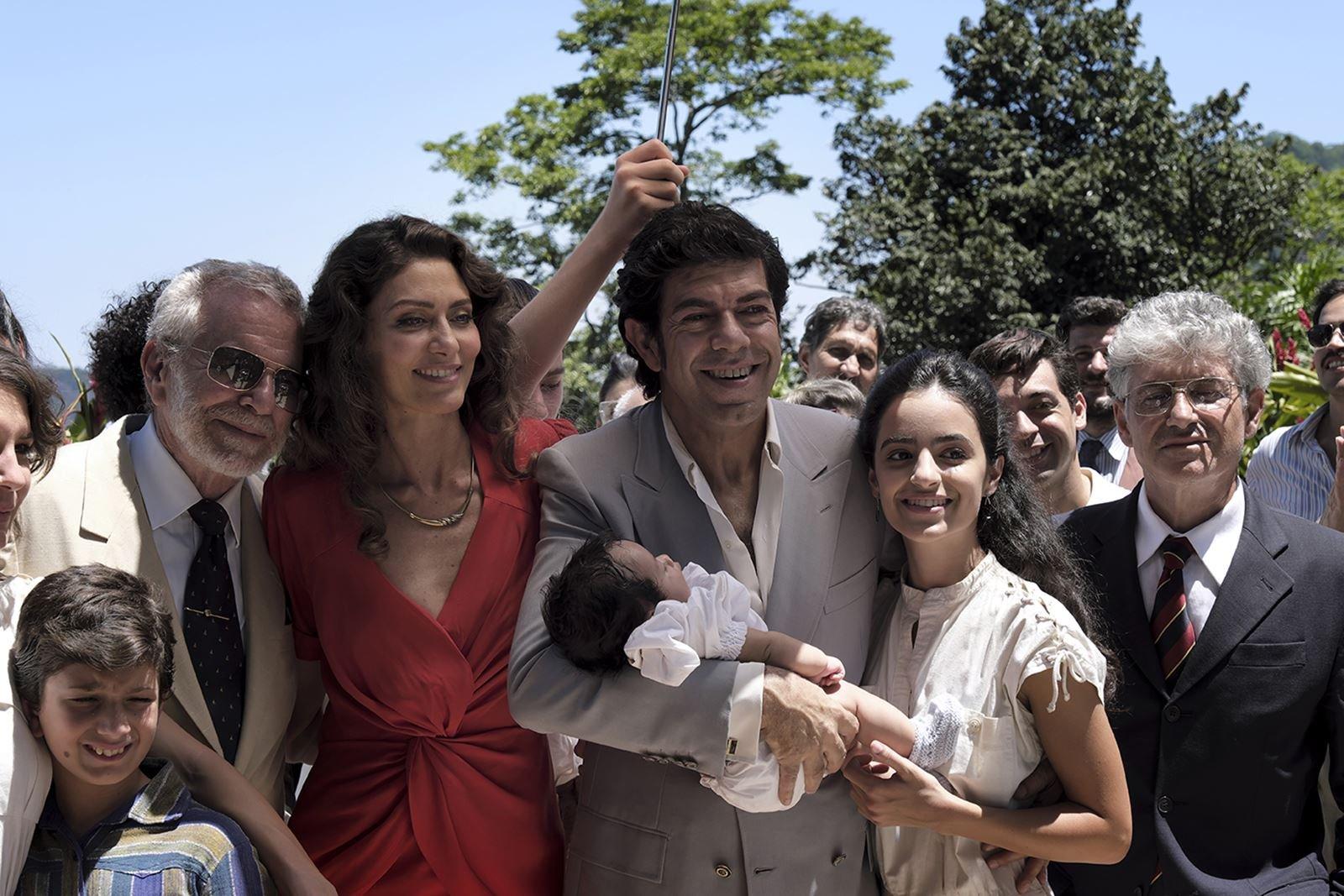 Dirigido por Marco Belloccio, O Traidor será exibido hoje pela primeira vez no Brasil