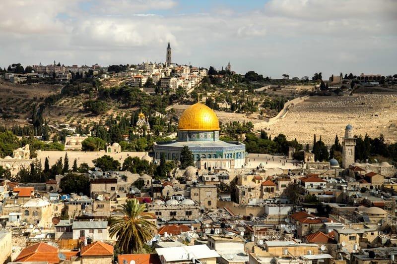 Israel, Jordan, & Egypt Trip + Nile Cruise