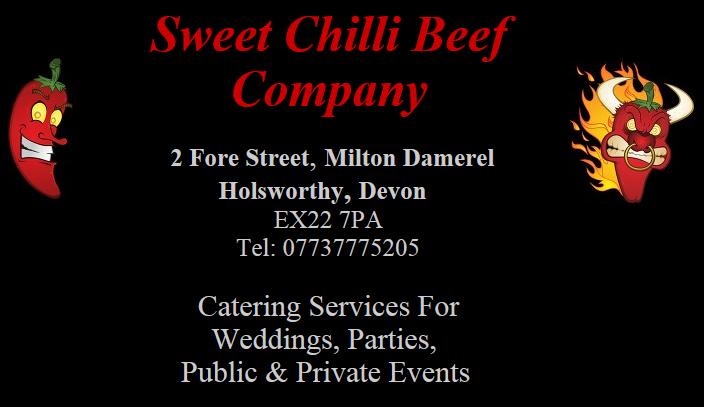 Mrs Slocombe's Sweet Chilli Beef Company