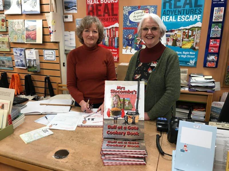 Walter Henry Bookshop Bideford