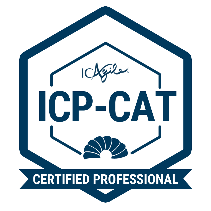 ICAgile Certified Professional in Coaching Agile Transitions  (ICP-CAT)