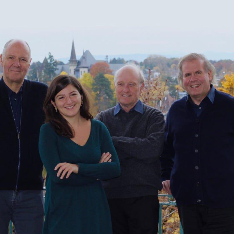 Quatuor SCHUMANN et François GOTTRAUX violon