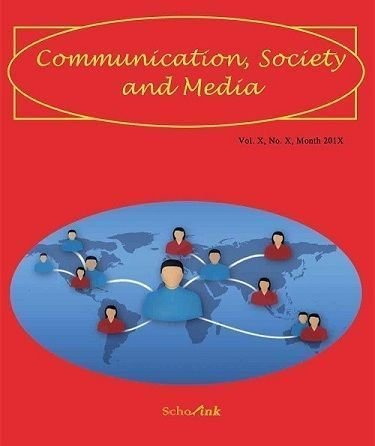 Communication, Society and Media Journal