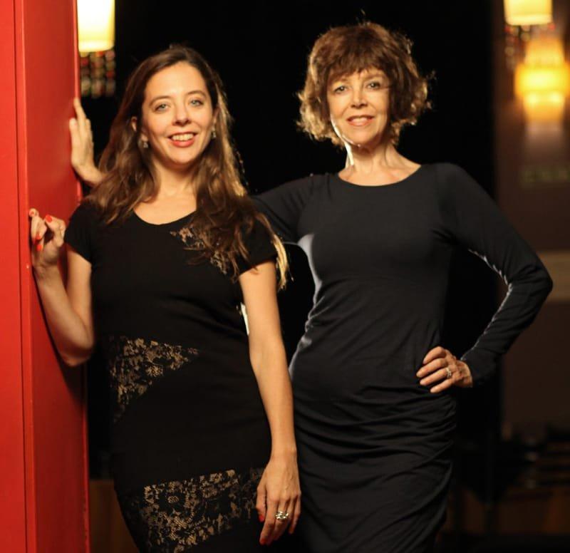 María Plazaola y Susana Miller