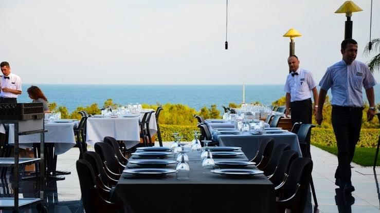 مطعم محمد 7 في انطاليا
