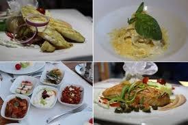 مطعم لارا بالك في انطاليا