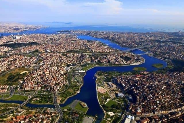 القرن الذهبي في اسطنبول