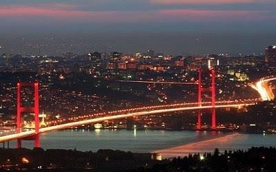 جولة اورتاكوي والبسفور في اسطنبول