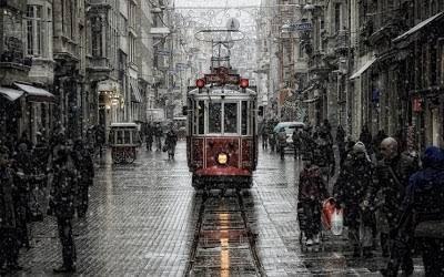 جولة سياحية في تقسيم اسطنبول