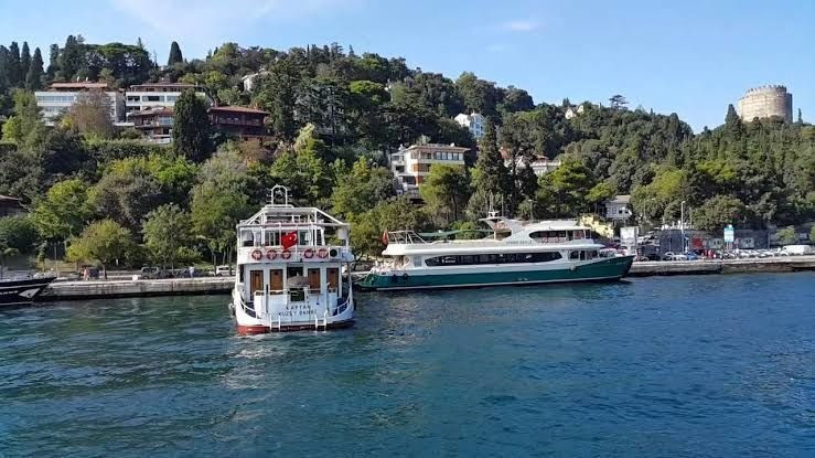جولة سياحية في منطقة ترابيا اسطنبول