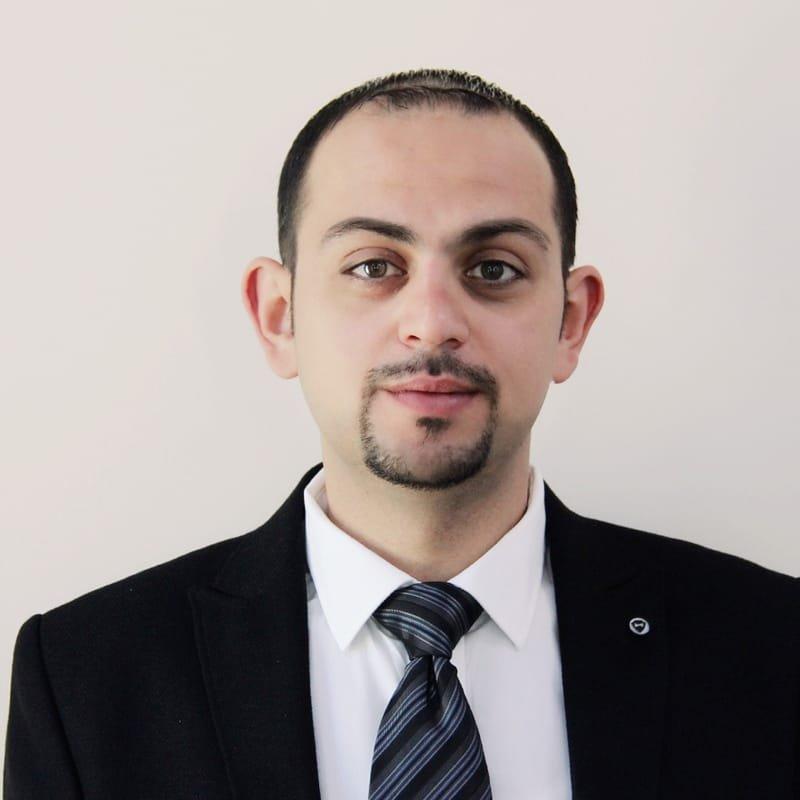 Dr. Amro Alzghoul