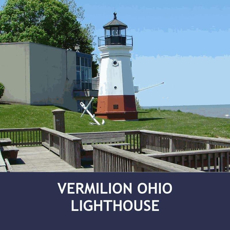 Vermilion Ohio Lighthouse