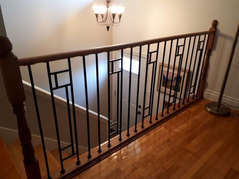 Garde d'escalier