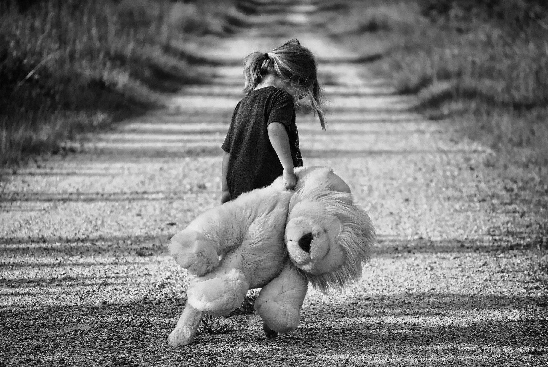 ילד הלך לאיבוד - סופי ביסק בלוג סיפורים