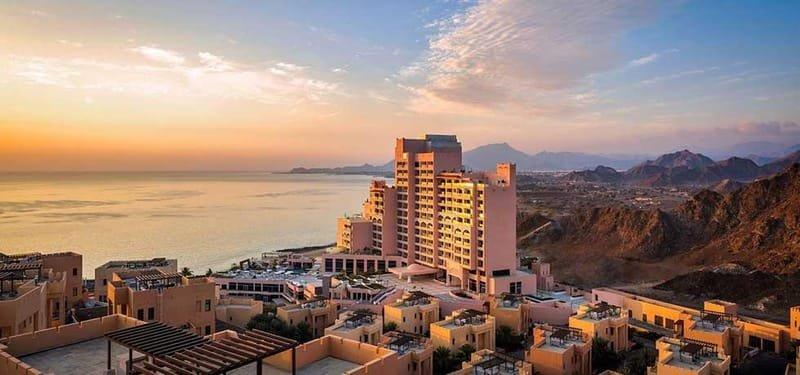 FAIRMONT HOTEL-FUJAIRAH