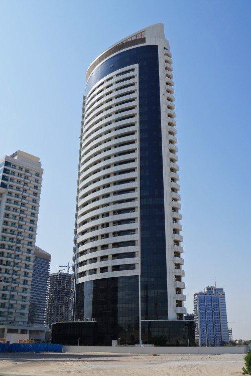 THE BRIDGE TOWER-DUBAI