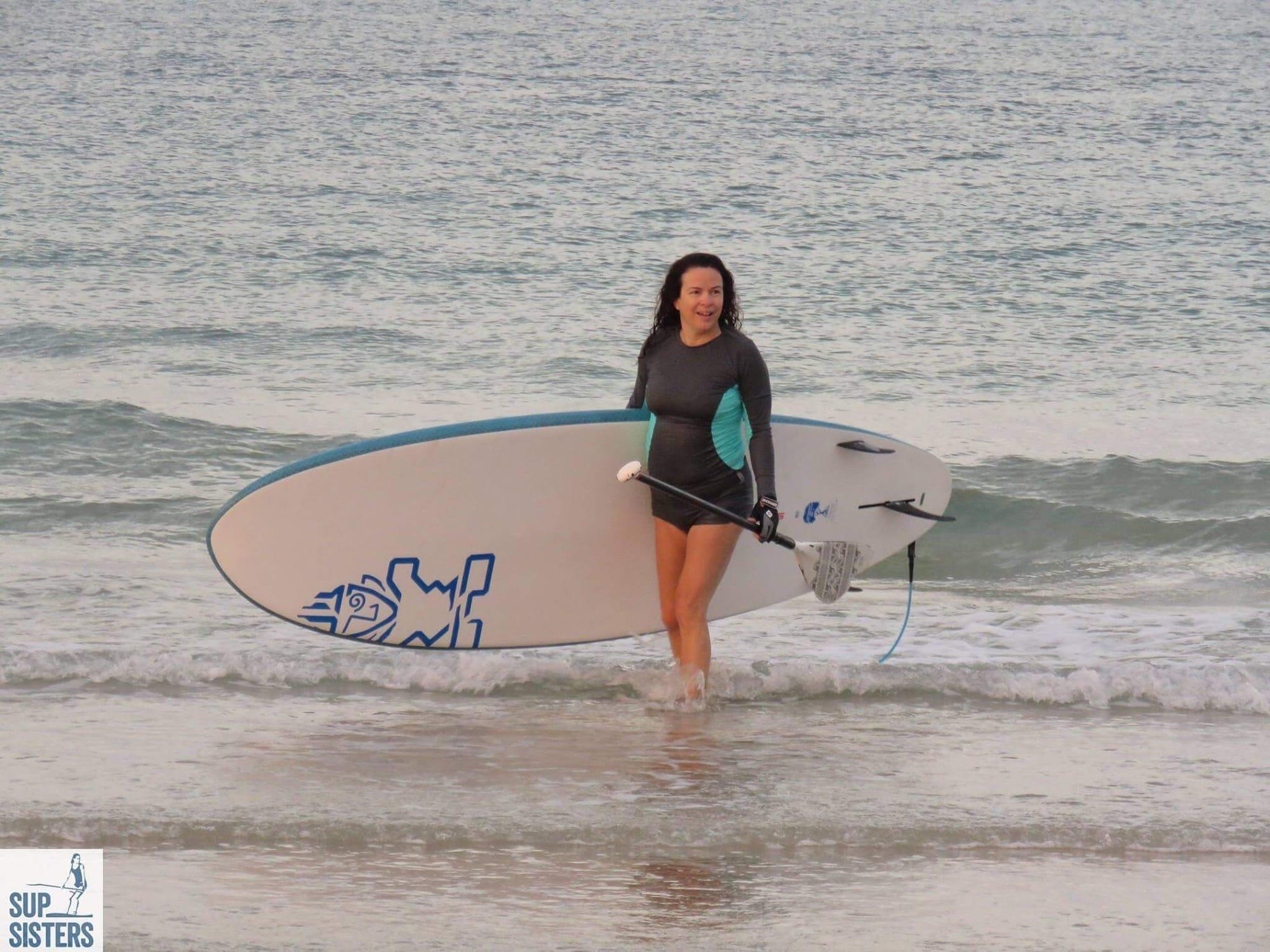 רוית רדיאן, בין ים ושמיים, סאפ, התמודדות עם שינויים