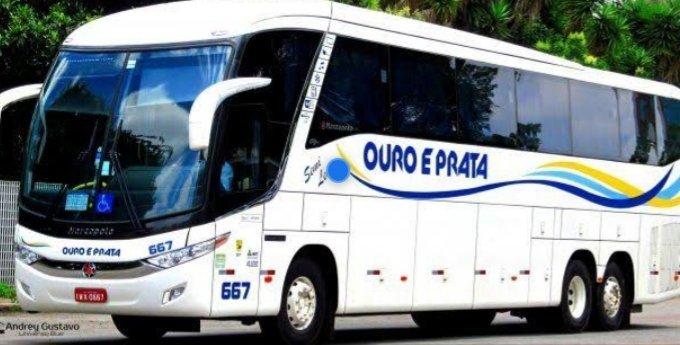 Passagem de ônibus I Ofertas Ouro e Prata