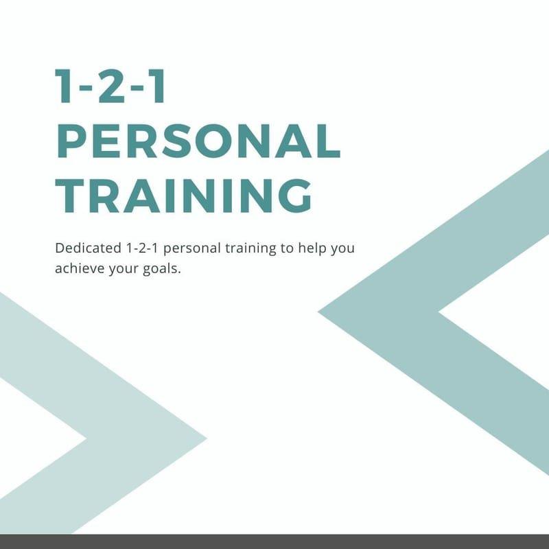 1-2-1 Personal Coaching