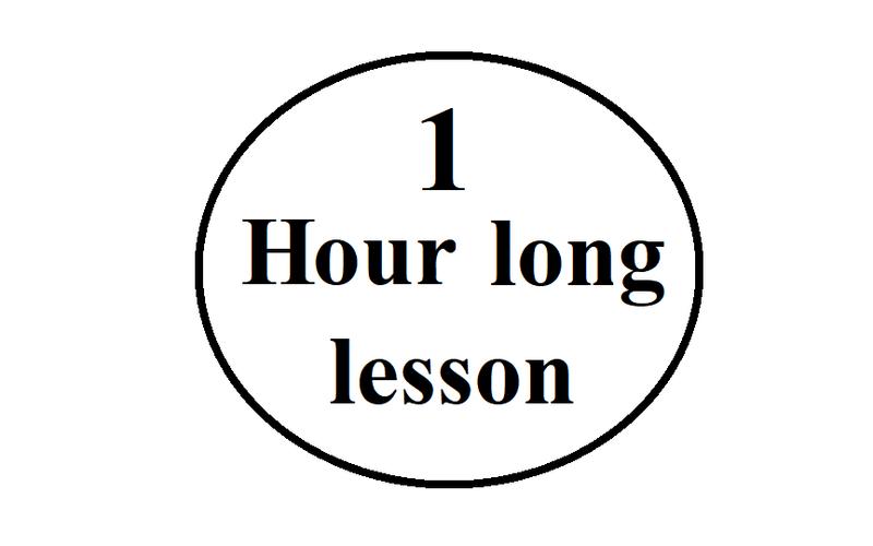 Individual lesson