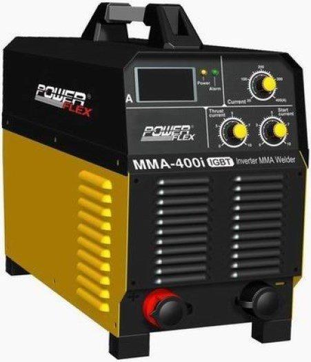 PowerFlex (MMA-400i) 400 Amps IGPT Inverter Welding Machine