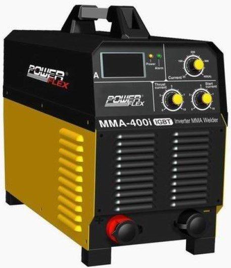 PowerFlex (MMA-400C+) 400 Amps IGPT Inverter Welding Machine