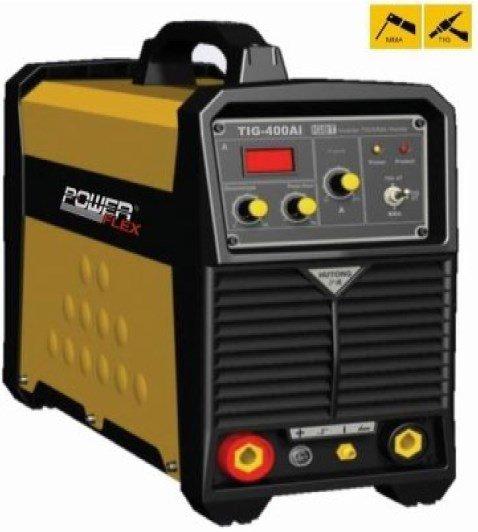 PowerFlex (TIG-400Ai) 400 Amps IGPT Inverter Welding Machine