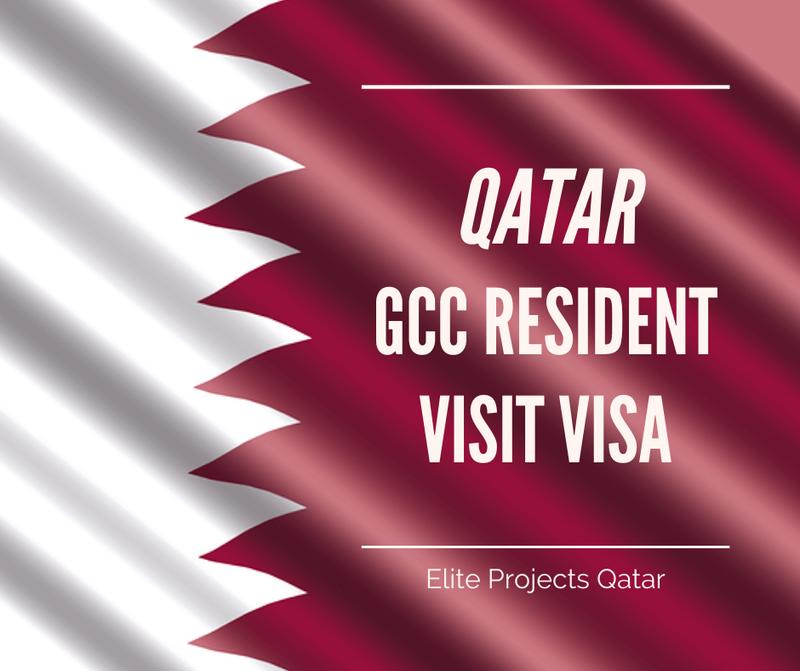 GCC Resident Visit Visa