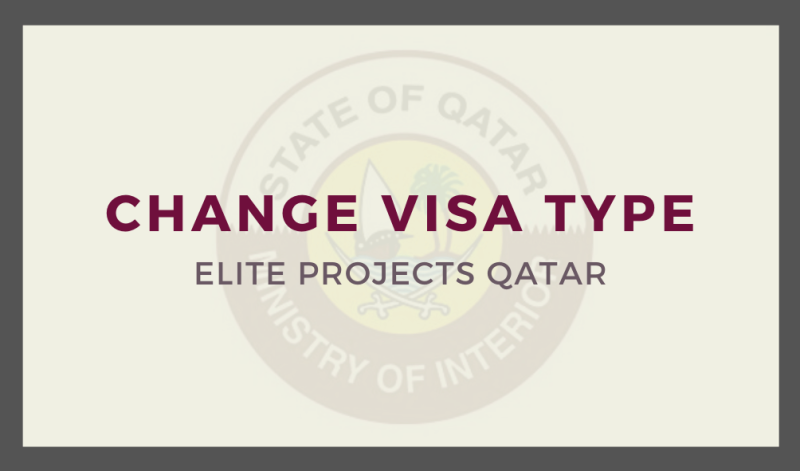 Change Visa Type