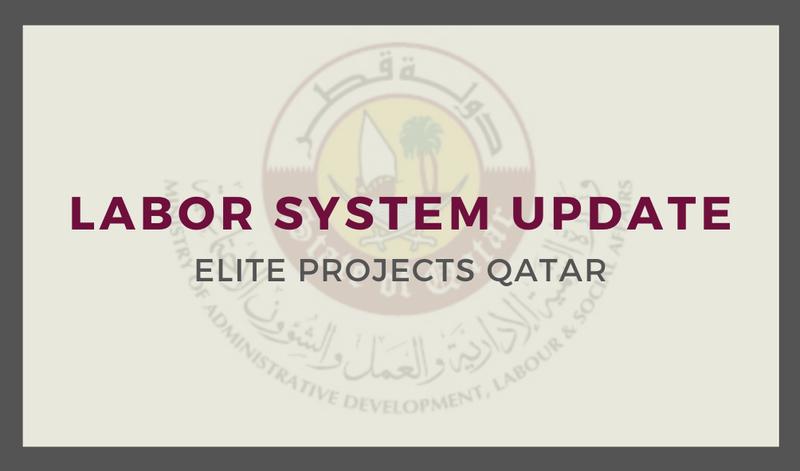 Labor System Update