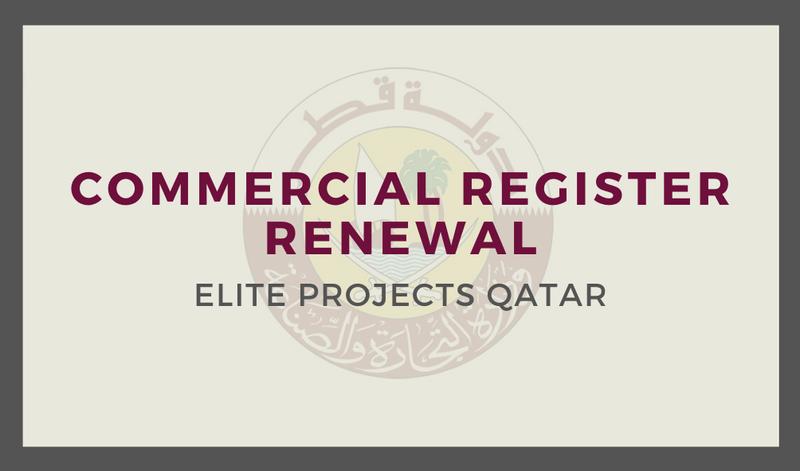 Commercial Register Renewal